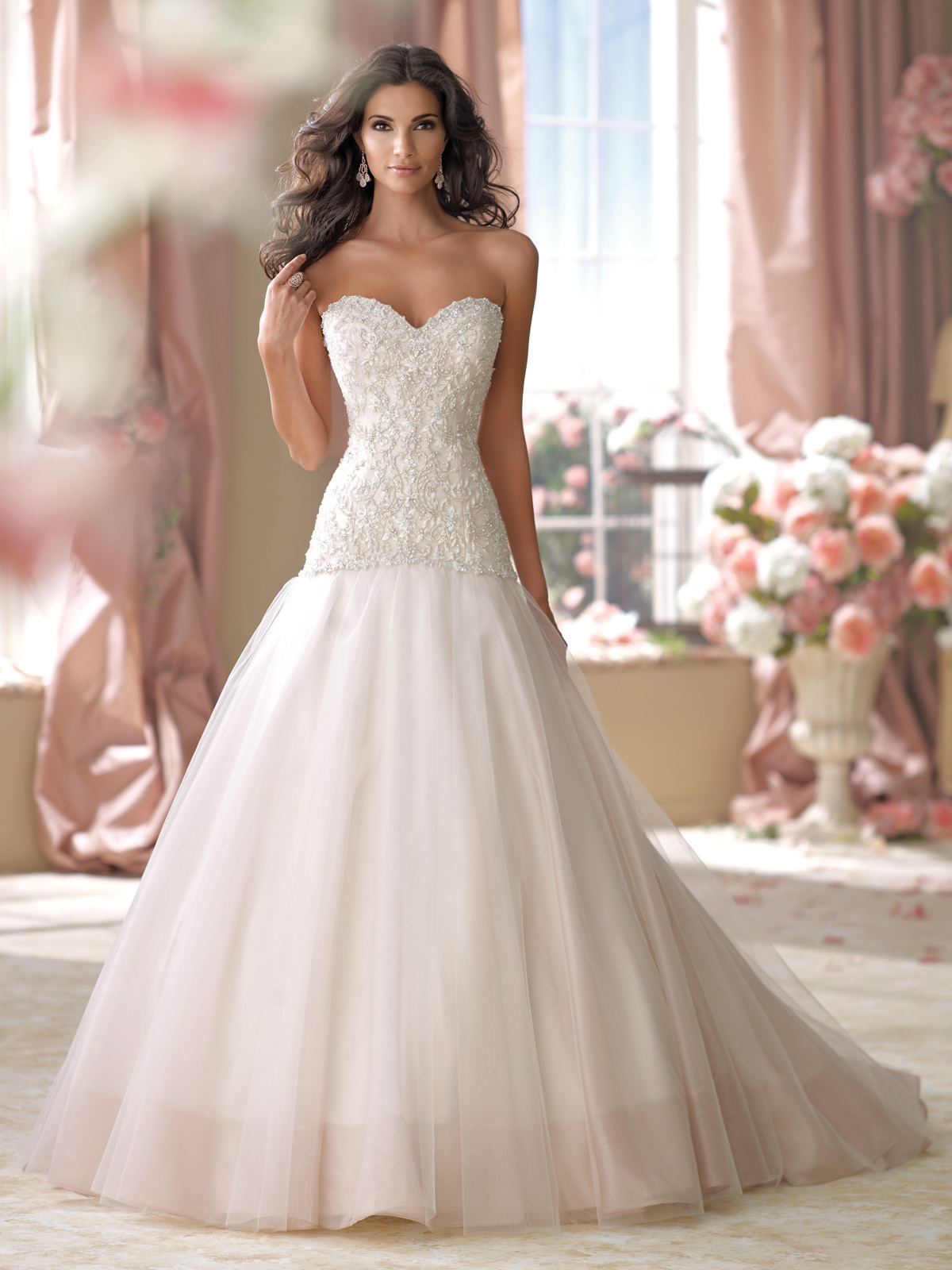 Wedding Dresses For   Sunshine Coast : Home mon cheri by david tutera cora